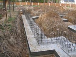 Строительство фундамента под ключ. Прокопьевские строители.