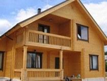 строительство домов из бруса Прокопьевск