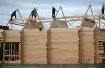 строительство домов из бруса в Прокопьевске