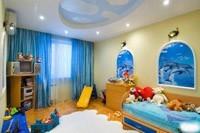 Отделка детской комнаты в Прокопьевске