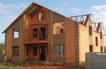 Строительство домов из кирпича в Прокопьевске и пригороде