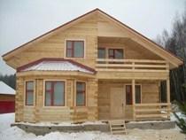 Строительство домов из бруса в Прокопьевске. Нами выполняется строительство домов из бруса, бревен в городе Прокопьевск и пригороде